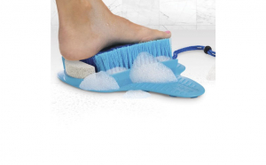 Perie cu piatra pentru picioare Fresh Feet