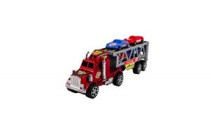 Camion cu 4 masinute