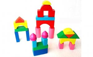 Montessori din lemn 26 de piese