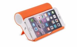 Mini difuzor portabil, reincarcabil, cu suport de telefon, tableta, Ebook reader si speaker la doar 69 RON in loc de 150 RON