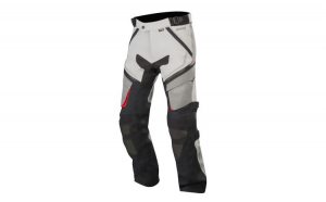 Pantaloni turism ALPINESTARS REVENANT GORE TEX PRO culoare negru gri rosu  marime 2XL