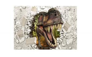 Sticker decorativ cu Dinozauri, 85 cm, 234STK