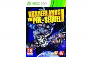 Joc Borderlands: The Pre-sequel! (includes Shock Drop Slaughter Pit Map Dlc) Pentru Xbox 360