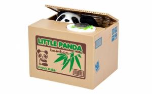 Pusculita automata, Panda sau Godzilla
