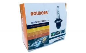 Set Bec Xenon H27- 4300K, Rolinger HID, Alb-Rece,12V, 55W