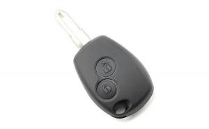 Dacia / Renault - Carcasa cheie cu 2