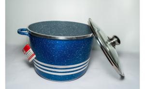 Oala din aluminiu cu interior Marmorat W