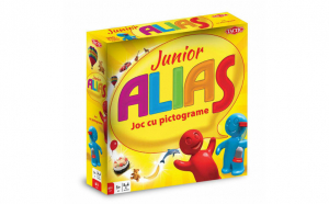 Joc de societate - Alias Junior 54290
