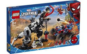 LEGO SUPER HEROES  AMBUSCADA
