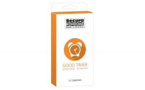 Prezervative Secura Good Timer, 12 Buc.