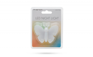 Lumina de veghe model fluture