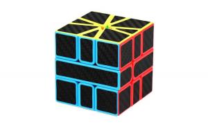 Cub Rubik 3x3 Moyu MFSQ1 fibra de carbon, 143CUB