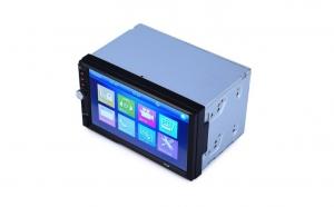 Player auto, functie foto, video, audio, hadsfree, display touch si telecomanda! Garantie 12 luni!