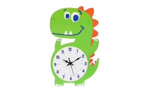 Ceas de perete Dinozaur