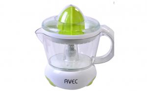 Storcator electric pentru citrice, Capac transparent, 0.7 L, 25W, 2 Viteze, Alb/Verde