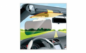 Prinde oferta de Parasolar auto HD Vision Visor cu functie pentru zi/noapte