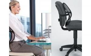 Suport lombar pentru scaun de birou/auto