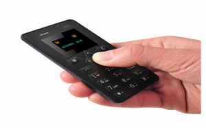 Telefon mobil AIEK M5 - cel mai mic din lume - 28 gr