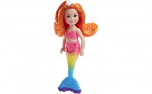 Papusa Mattel Barbie Mini Sirena 15 cm