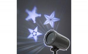 Mini-proiector cu LED, model stele