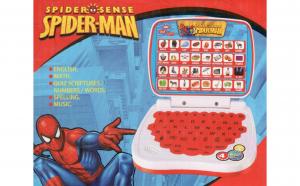 Laptop educativ pentru copii Spiderman