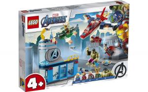 LEGO SUPER HEROES  FURIA RAZBUNATORILOR