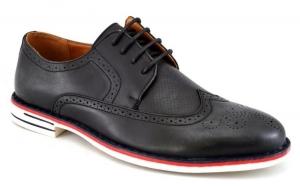 Pantofi barbatesti negri eleganti vintage