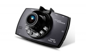 Camera Auto DVR Black Box Novatek, G30, FullHD, 12MPx