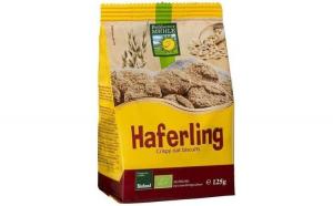 Haferling - Biscuiti Bio crocanti din