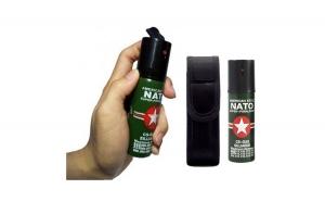 Spray Nato pentru autoaparare - 40 ml