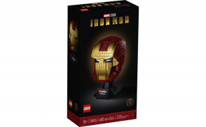 LEGO SUPER HEROES  CASCA IRON MAN 76165
