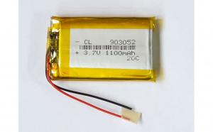 903052 - Acumulator Li-Polymer - 3,7 V - 1100mah 20c