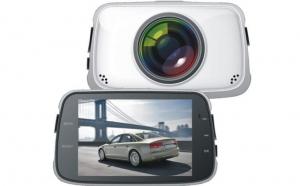 """Camera Auto Novatek T808 FullHD 170° Ecran Urias de 3.5"""" la doar 430 RON in loc de 899 RON"""