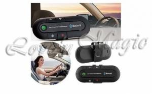 Car Kit Bluetooth Upgrade pentru masina cu difuzor si microfon HD acum, la doar 85 RON in loc de 179 RON