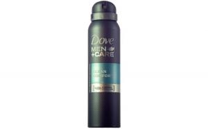 Deodorant, Dove Men +Care,Clean Confort, 150 ml