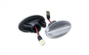 Lampi semnalziare LED Smart Fortwo