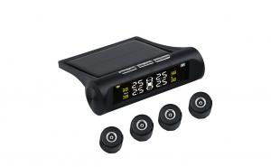 Sistem de monitorizare a presiunii aerului/temp din anvelope auto