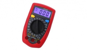 Aparat de Masura Digital DT33C Profesional Multimetru Masurare Temperatura Diode C133