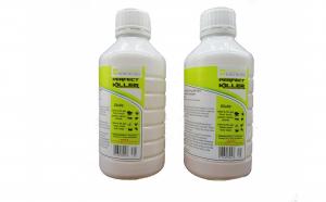 Solutie insecticida cu eficienta rapida