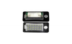 Set Lampi LED numar AUDI Q7 4L/4M 2005