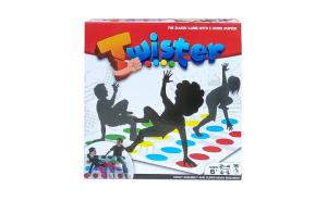 Renumitul joc de societate Twister