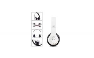 Casti P47 Wireless Bluetooth cu microfon si radio