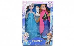 Papusile ELSA si ANA - Frozen