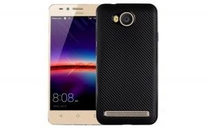 Husa Huawei Y3 II i-Zore Carbon Fiber Negru