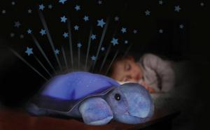 Lampa de veghe Twilight Turtle - Broscuta, 7 constelatii, USB inclus