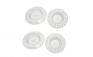 Set 4 site pentru chiuveta, plastic