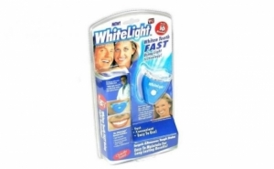 Kit de albire a dintilor White Light