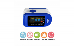 Pulsoximetru: masoara-ti rapid pulsul si