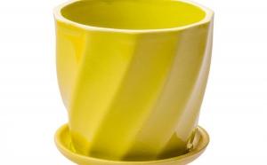 Ghiveci Ceramica la 7 RON in loc de 25 RON