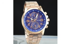 Ceas AL079 - blue, la doar 89 RON in loc de 178 RON
